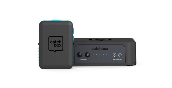 Catchbox PLUS presenter mic